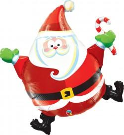 Christmas Waving Santa1