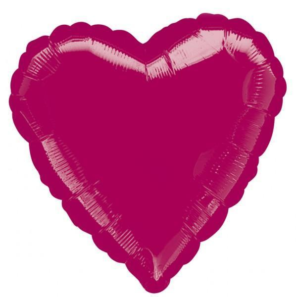 heart_hotpink_foil_balloon
