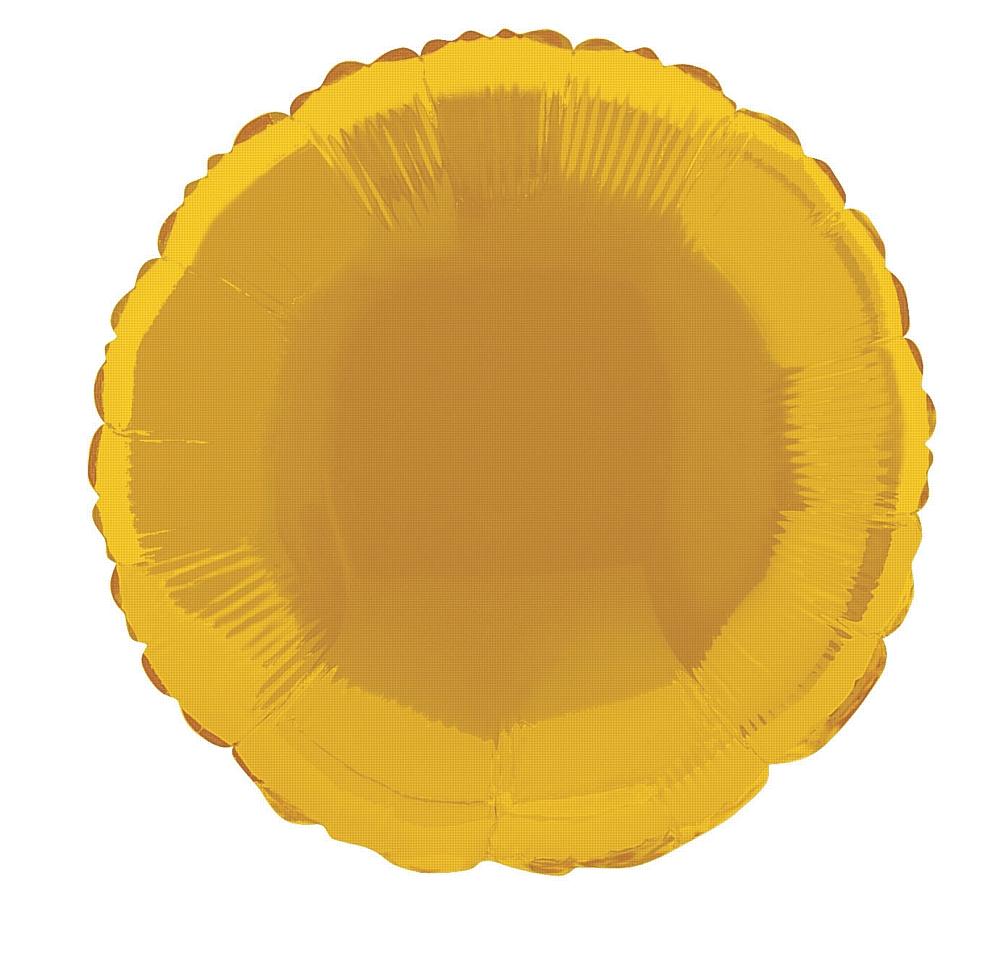 round_gold_foil_balloon