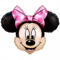 Disney Minnie Mouse Head