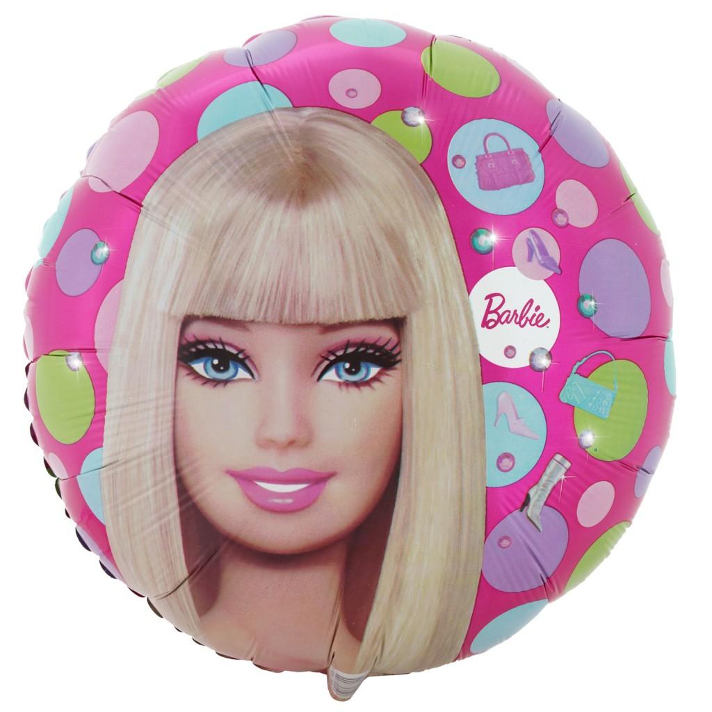 barbiefoilballoons