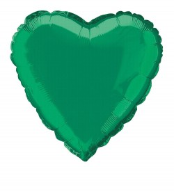 green_foil_heart_balloon