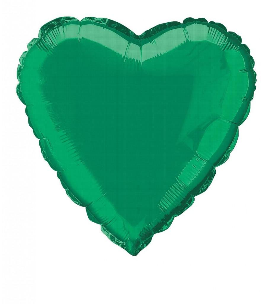 green_foil_heart_balloon
