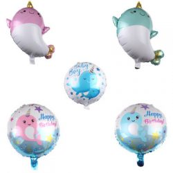 Dolphin Supershape Balloons