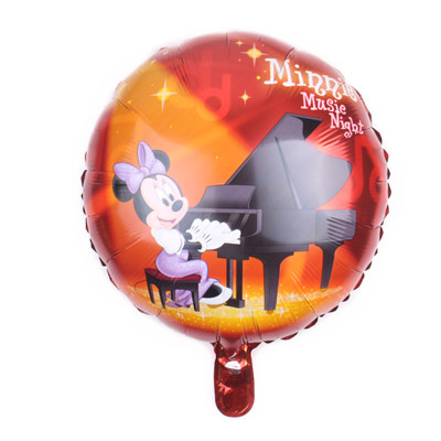 """18"""" Mickey Character Foil Balloons"""
