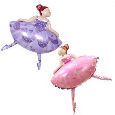 Ballerina Supershape Balloons