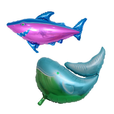 Shark Supershape Balloons