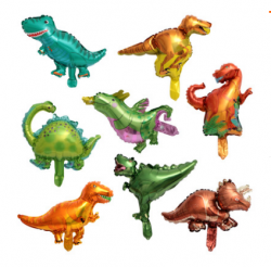 Mini Dinosaur Shape Balloon
