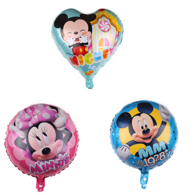"""Mickey 18"""" Mouse Foil Balloons"""