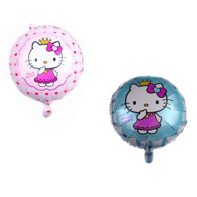 18″ Hello Kitty Foil Balloons