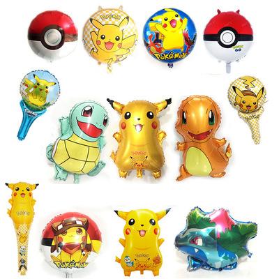 18″ Pokemon Standard Foil Balloons