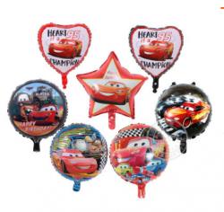 """18"""" McQueen Balloon - Cars"""