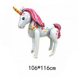 3D Unicorn Foil Balloon