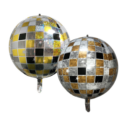 Disco Ball Supershape Balloons