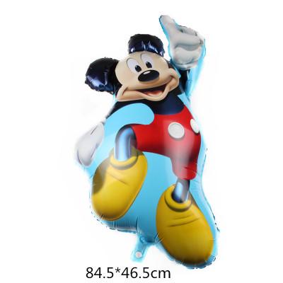 Mickey Full Body Supershape Balloons