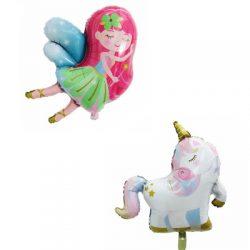 Mini Fairy Mini Shape Air Filled Balloons