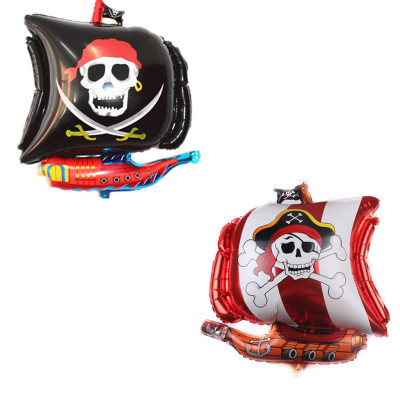 Pirate Ship Supershape Balloons