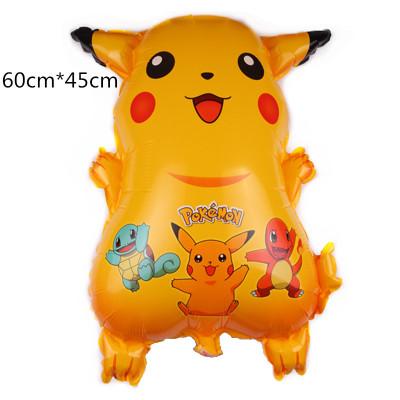 Pokemon Pikachu Supershape Balloons