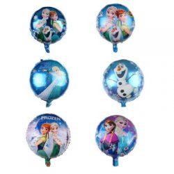 "18"" Frozen Holographic Foil Balloons"