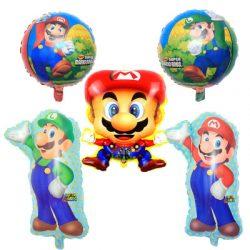 Super Mario Supershape Balloons