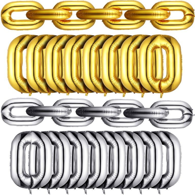Chain Foil Balloon