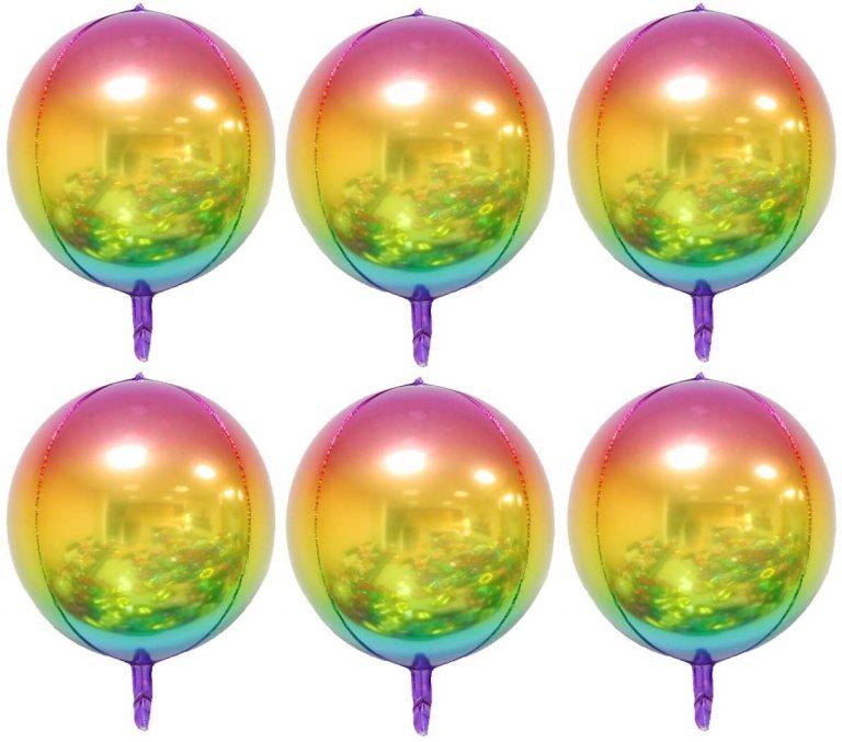 Gradient Rainbow 4D Foil