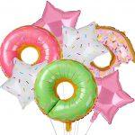 Big Donut Foil Balloons