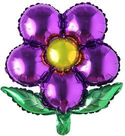 Flower Foil Balloons