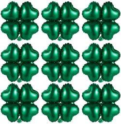 Four-Leaf Foil Balloon