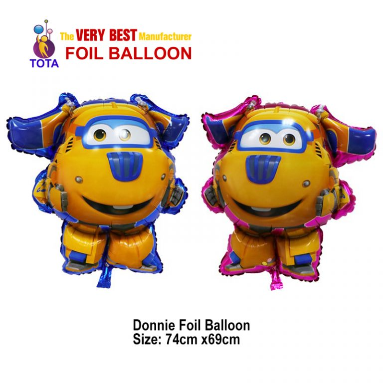 Donnie Foil Balloon