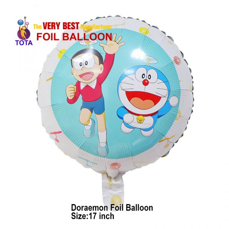 Doraemon Foil Balloon