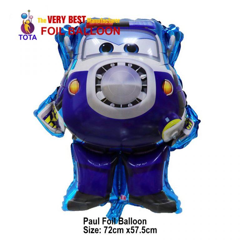Paul Foil Balloon