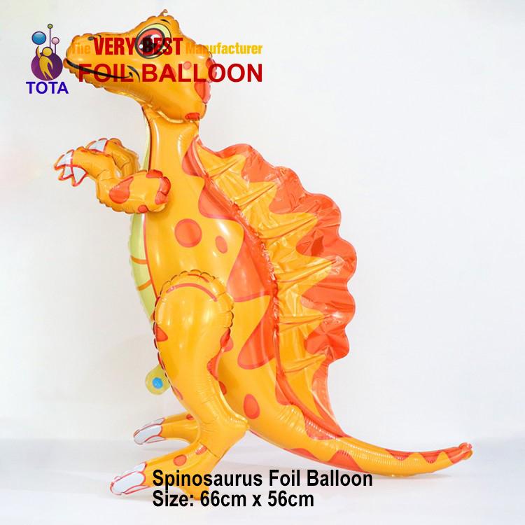 Spinosaurus Foil Balloon